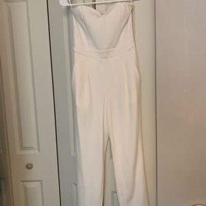 White Express Jumpsuit 2